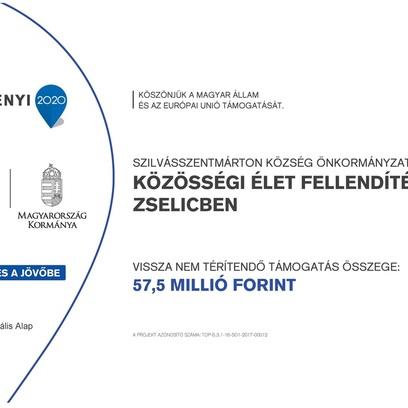 Közösségi élet fellendítése a Zselicben