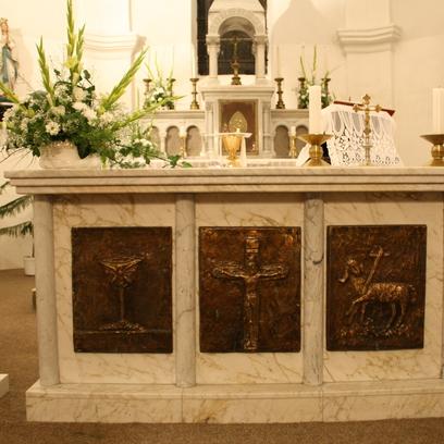 oltár 2